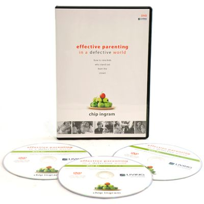 Photo of DVD series, Effective parenting in a defective world