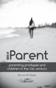 I Parent, book by Lon W. Flippo